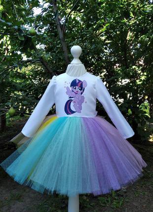 Платье искорка нарядное на праздники