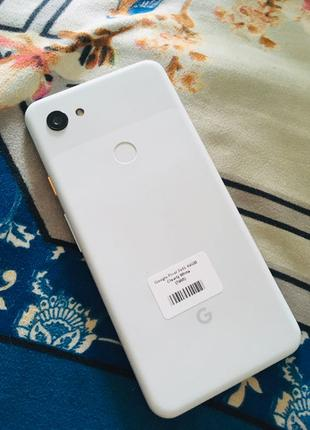 Google pixel 3a xl 4/64 (1sim+ e sim) Android 12 Идеал