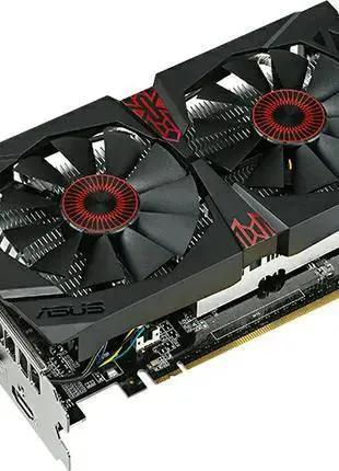 Продам видеокарту GeForce GTX 750 Ti Strix 2048MB GDDR5