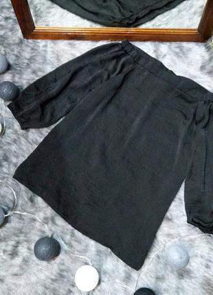 Блуза кофточка на плечи с разрезами на рукавах atmosphere