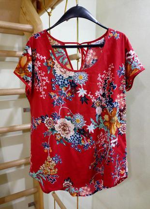 Лёгкая блуза свободного кроя 16