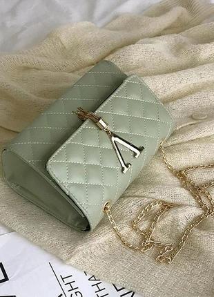 Женская стильная сумочка клатч