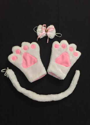 Миленькие перчатки для косплея ♥
