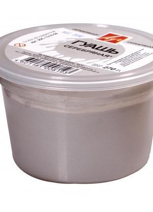 Гуашь серебряная 225 мл, 0.,27 кг 20С1318-08