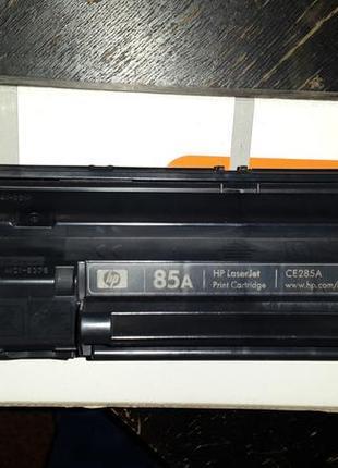 Картридж для лазерного принтера HP LaserJet CE 285A