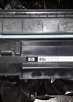 Картридж для лазерного принтера HP LaserJet Q5949A
