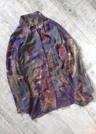 Ретро блузка бохо