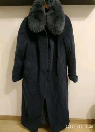 Пальто женское размер 54
