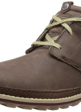Низкая цена!!мужские брендовые ботинки cat оригинал кожа деми ...
