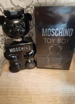 ☆оригинал☆100мл moschino toy boy парфюмированная вода