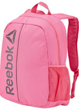 Рюкзак Reebok Sport Royal Backpack Acid Pink 24 L Оригинал Розовы