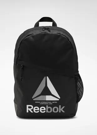 Рюкзак Reebok Training Essentials Backpack Black 19L Оригинал Гор