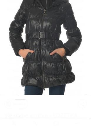 Удлинённая куртка s/m