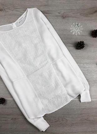 Изумительная блуза/блузка с узором в принт promod