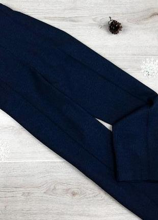 Крутые фактурные прямые брюки/штаны m&s