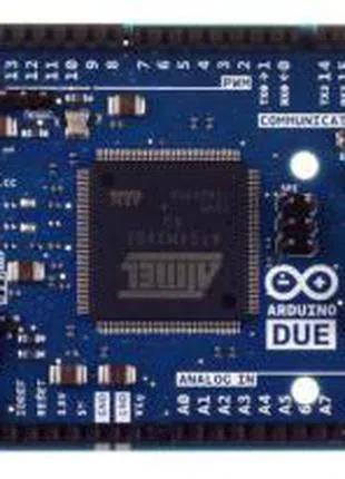Плата Arduino DUE