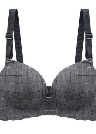 Новый бюстгальтер для женщин, бесшовное нижнее белье, пуш-ап,б...
