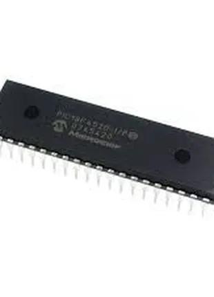 Микроконтроллер PIC18F452-I/P, DIP-40