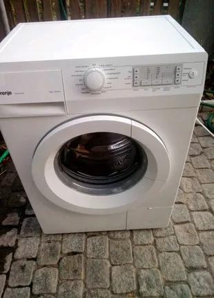 Продам стиральную машинку Gorenje, 6 кг
