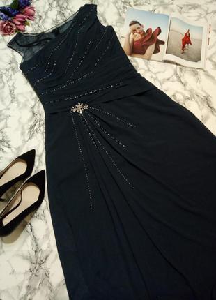 Шикарное платье нс