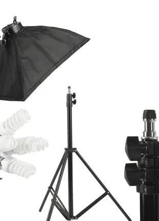 Набор постоянного студийного света на 5 ламп 0056 MAX