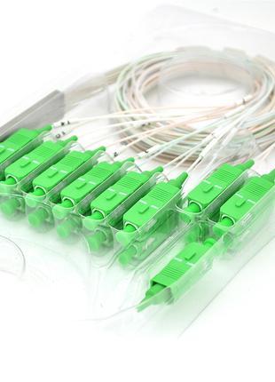 Делитель Coupler PLC-1x16-split-0-SC / APC mini 0.9mm