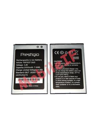 Аккумулятор Батарея Prestigio psp3537 Wize NV3