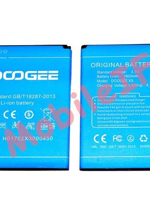Аккумулятор батарея Doogee x3