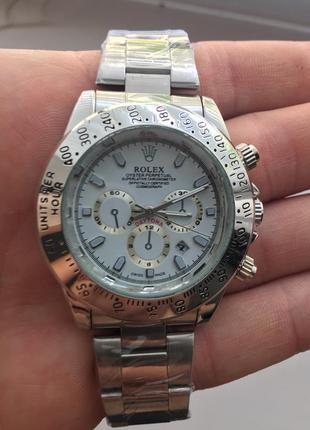 Наручные часы silver ( white )