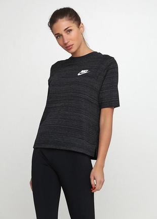 Майка футболка nike women sportswear advance 15 оригинал! - 15%