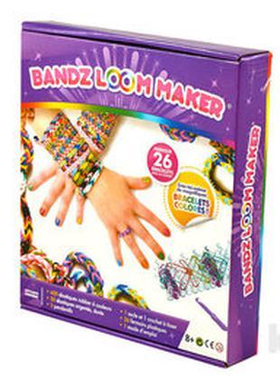 Набор loom bands станок и 600 резинки для плетения браслетов