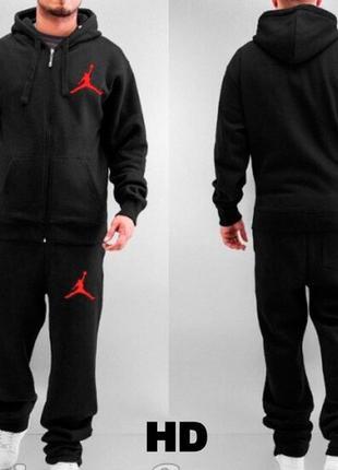 """Теплый спортивный костюм """"Nike"""" Джордан"""