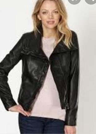 Курточка из качественного кожзама