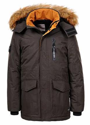 Куртка парка зимняя для мальчиков 146/152 Венгрия