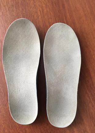 Стельки ортопедические, 18 см