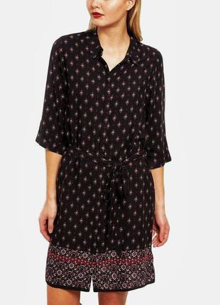 Платье рубашка new look размер 8
