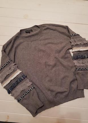 Шикарный свитер размер л