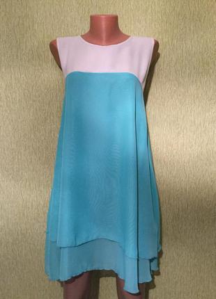 Платье колокольчик  турция размер xs
