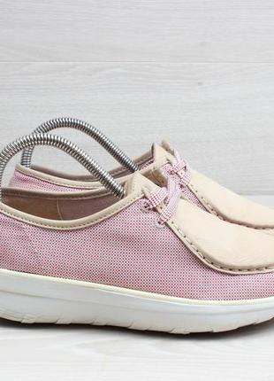 Женские туфли / мокасины fitflop оригинал, размер 38