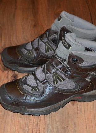 Продам ботинки salomon - 38 размер