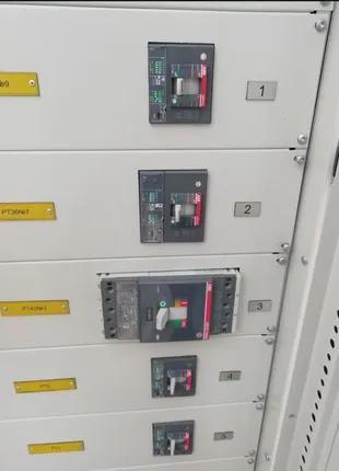 Автоматические выключатели abb SACE Tmax xt2n t4n t2n