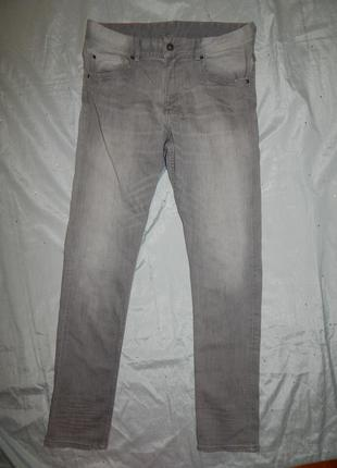 Джинсы на подростка модные 13-14 лет 164см от h&m