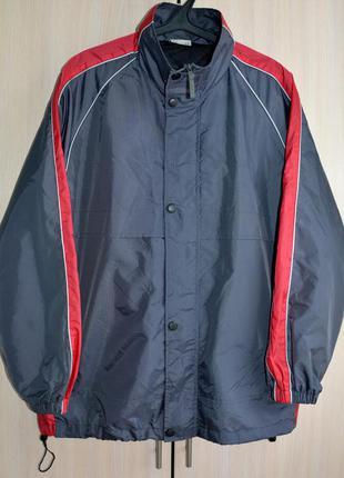 Куртка-ветровка shamp original 54eu б/у we38