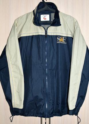 Куртка-ветровка gogo sports original xl б/у we44