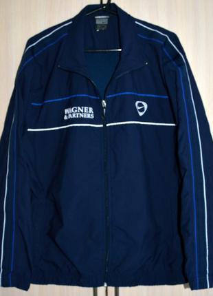 Куртка nike спортивная легкая original xl б/у we04