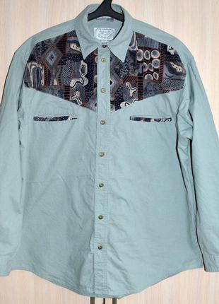 Рубашка mens company® original 39-40 б.у. su45-4