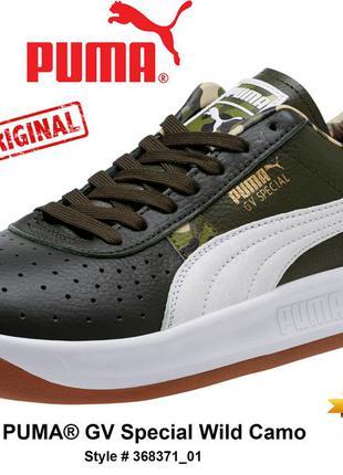 Кроссовки puma gv special wild camo_original из сша_style 3683...