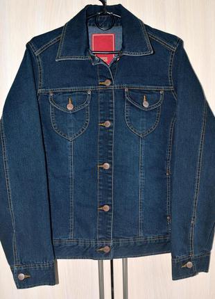 Жакет cecil® jeans original s женский б.у. su21-3