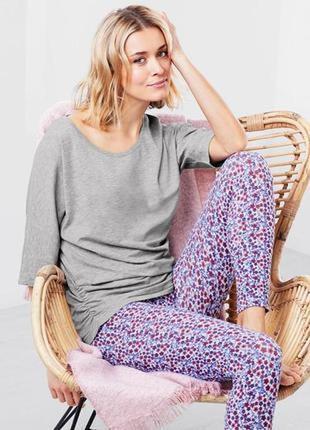 Женская пижама TCM Tchibo одежда для дома р 46\48