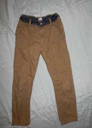 Джинсы модные на мальчика 10-11лет